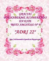 Certificado RETO AMISTOSO Nº 09
