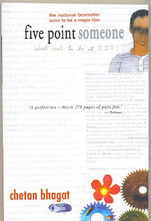 Five point Someone by Chetan Bhagat Book Review