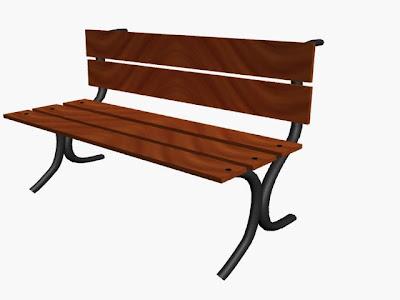 Trabajos silla parque for Sillas para parques