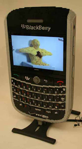 Blackberry Lego