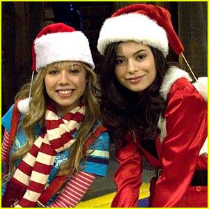 Navidad iCarly.com