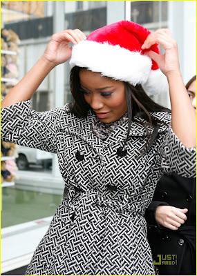 Keke Palmer Navidad