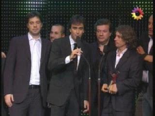 ShowMatch premios Clarin Espectaculo 2009
