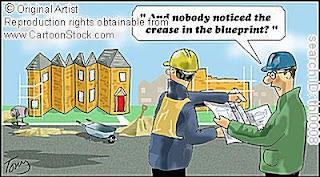 chistes de arquitectos