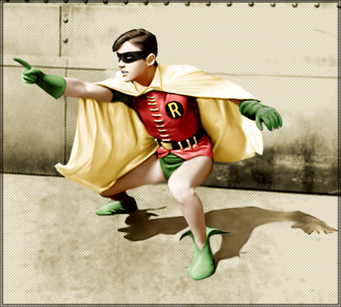 robin the boy wonder