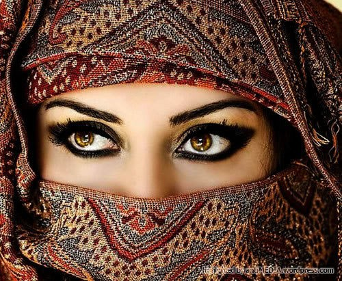Saudi Women May Have to Cover Up Sexy Eyes
