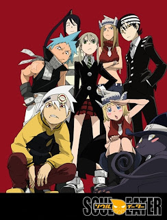 Soul Eater, on sale now from FUNimation