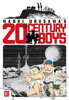 The first volume of Viz Signature's release of 20th Century Boys
