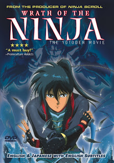 Wrath of the Ninja - The Yotoden Movie