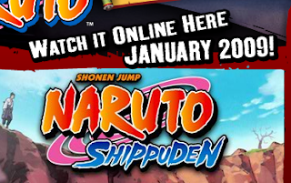 Naruto Shippuden to release simultaneously with Japanese