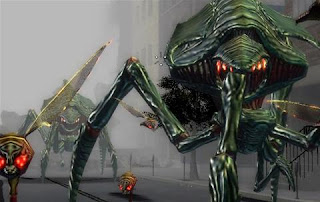The alien attackers of The Conduit