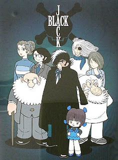 The central cast of Black Jack