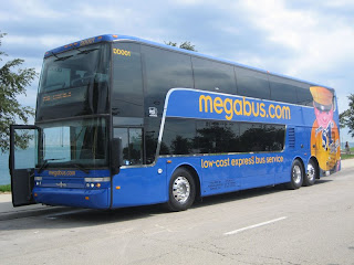 The Megabus service helped to make our entire Otakon trip Mega