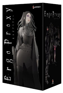 Geneon's original Ergo Proxy box set (now re-released by FUNimation)