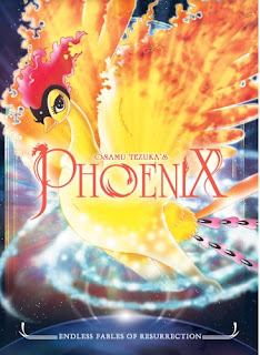 Phoenix: The Perfect Collection box art