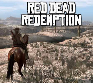 Red Dead Redemption has been Mitchy's entire life for the past couple weeks.