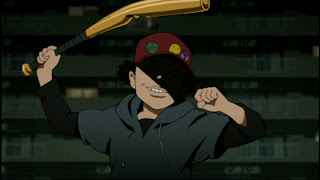 Lil' Slugger from Kon's Paranoia Agent