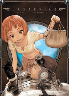 DVD box set for GONZO's Last Exile