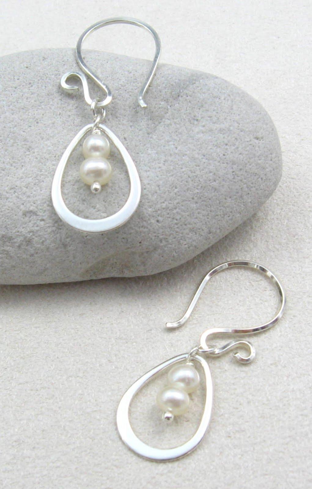 Gracie Jewellery: Handmade Sterling Silver Freshwater