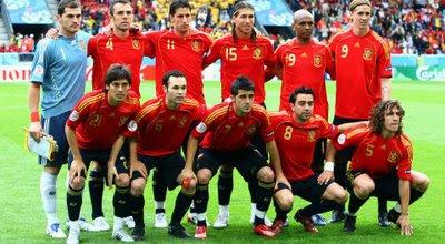 L'Espagne en finale de l'Euro?