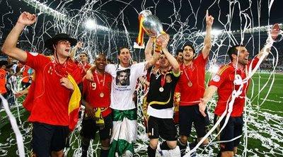 Célébration espagnole - un titre amplement mérité