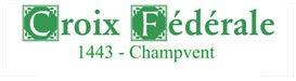 Croix-Fédérale à Champvent