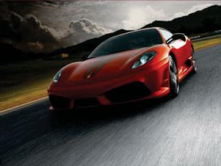 First Ferrari 430 Scuderia Aerodynamics
