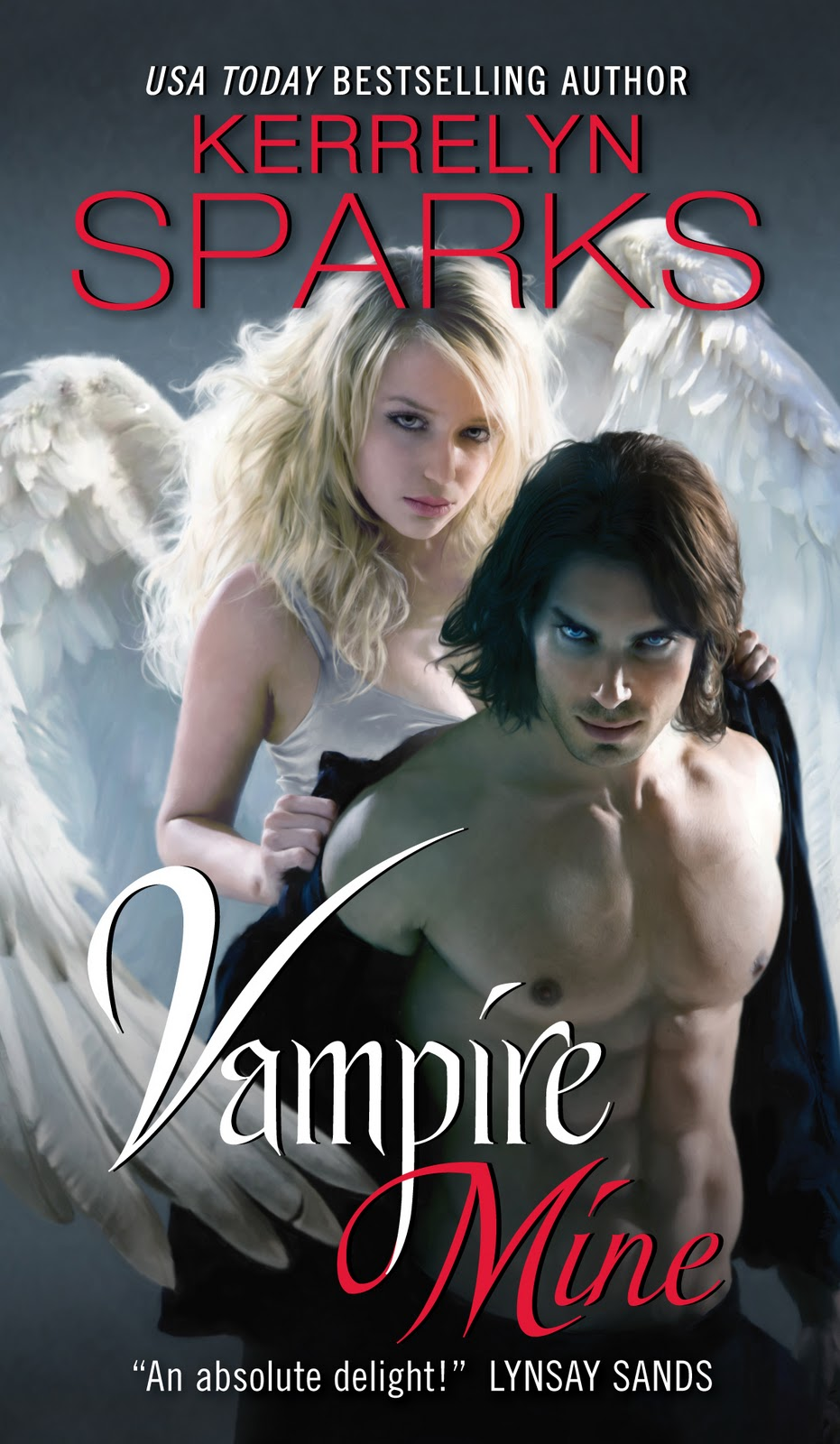 The Love at Stake: Crouching Tiger, Forbidden Vampire 16 by Kerrelyn Sparks (201