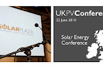 Carli-Art is photographing the UKPV solar conference...