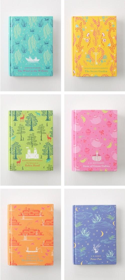 Beautiful Book Covers Classics : Simplynattie penguin children s clothbound classic