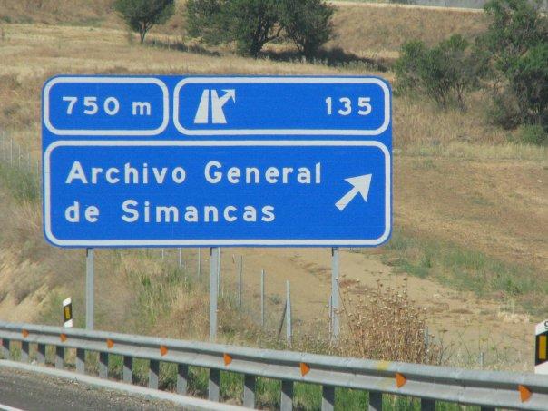 ARCHIVO SIMANCAS