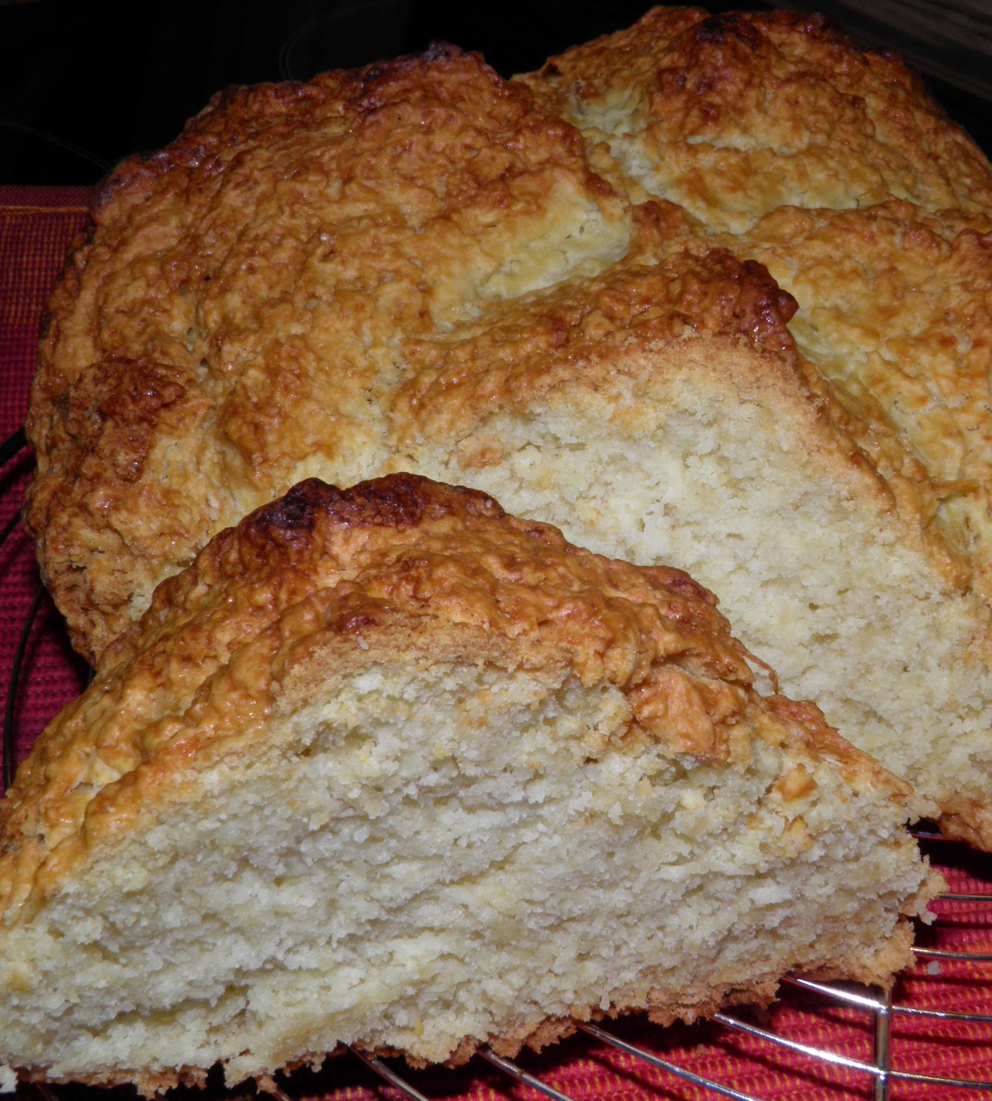 easy irish soda bread amazingly easy irish soda bread buttermilk ...