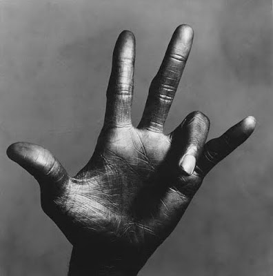 Miles Davis photograhed by Irving Penn