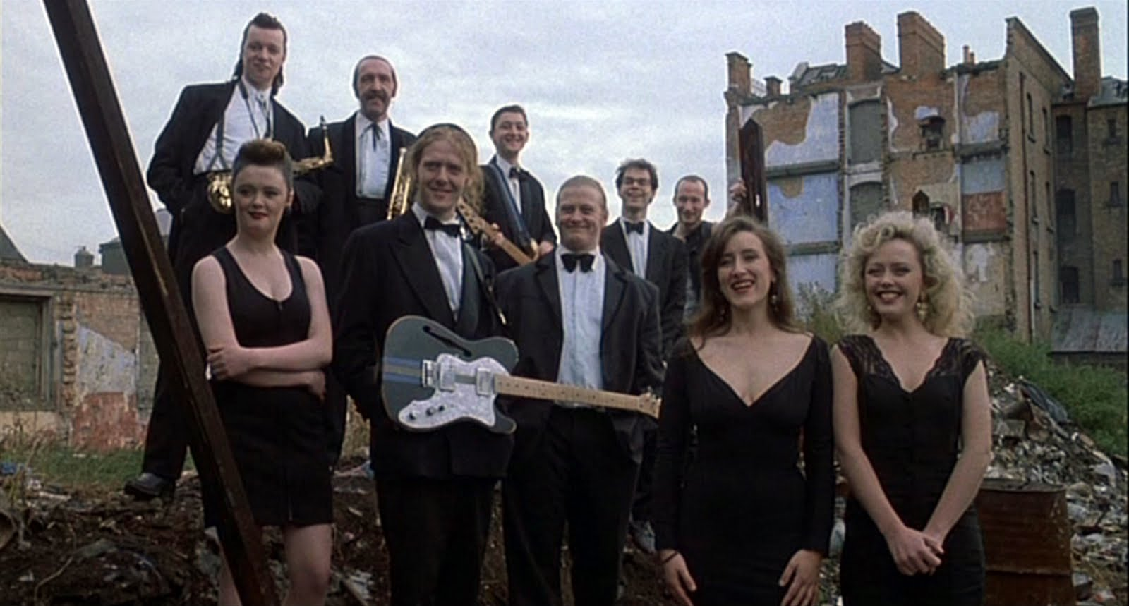 a review of the movie the commitments The commitments was released to theaters in dolby surround, then remixed in dolby digital 51 for dvd the latter mix presumably supplied the soundtrack for blu-ray, but it has been encoded in.