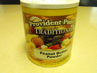 A matter of preparedness it 39 s a matter of peanut for 1 tablespoon of peanut butter
