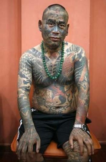 RYAN Chinese Tattoos