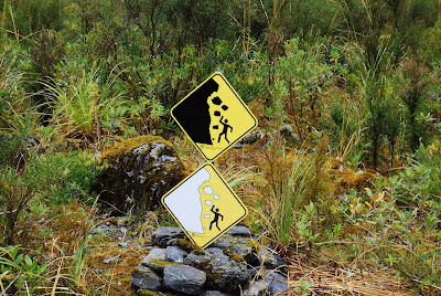 Multi-cultural signage in NZ