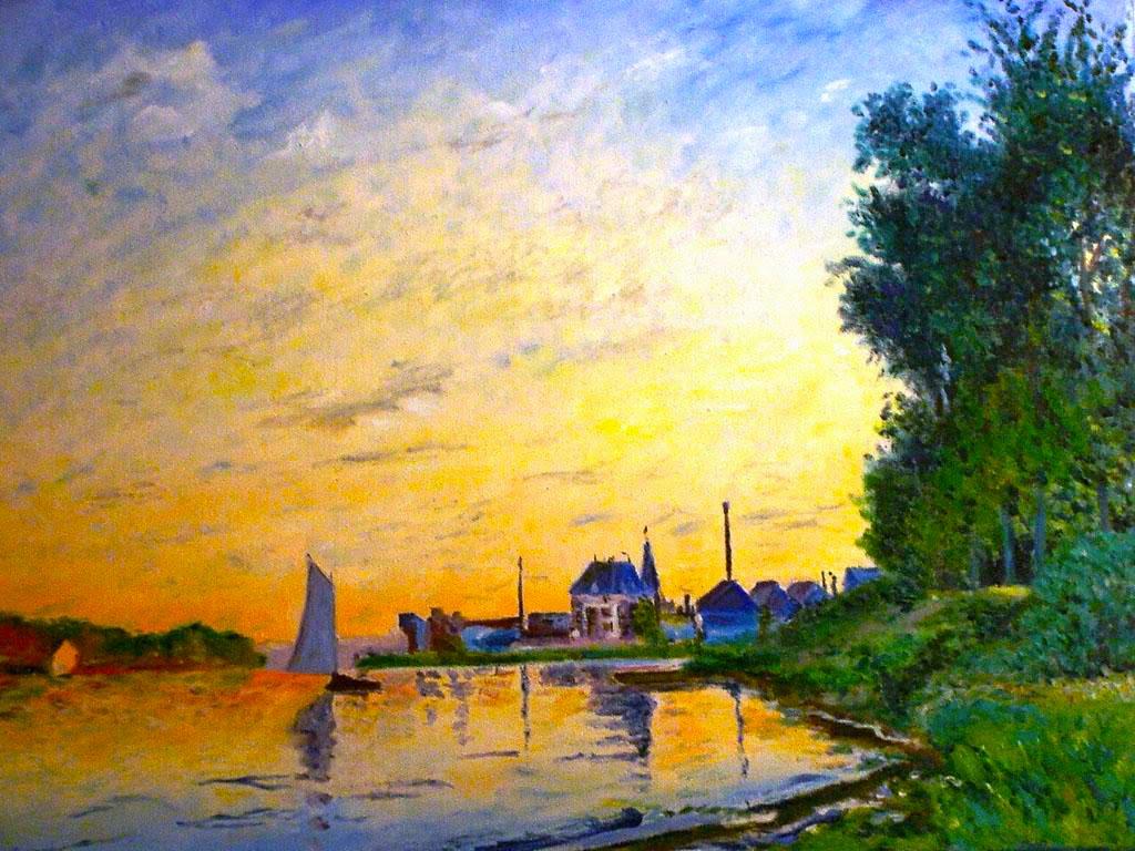 Literature Amp Film The Art Of Claude Monet