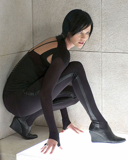 Charlize Theron from Aeon Flux