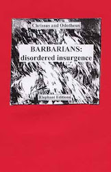 BARBARIANS - disordered insurgence