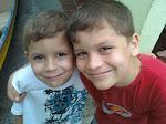 Meus filhos: