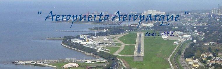 """"""" Aeropuerto Aeroparque """""""