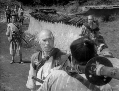 Seven Samurai sample
