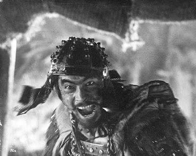 Seven Samurai Mifune