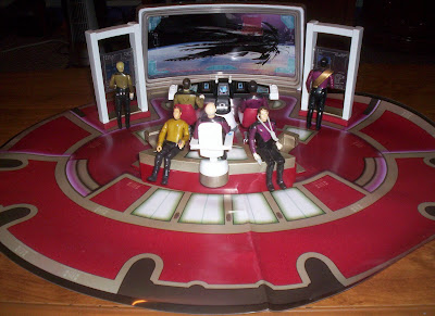 NuTrek bridge playset