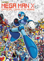 Mega Man X Official Complete Works cover