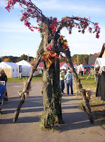 CT Renaissance Faire walking tree costume