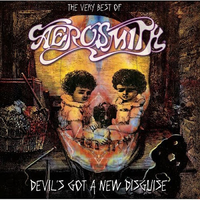 The Very Best of Aerosmith: Devil's Got a New Disguise CD case