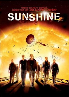 Sunshine DVD cover