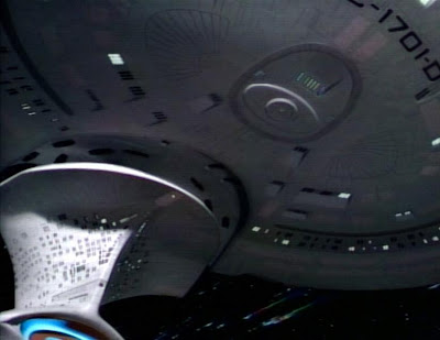 Enterprise-D saucer separation